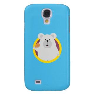 Polar Bear with Chicken leg Q1Q