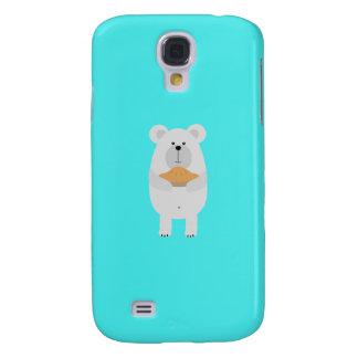 Polar Bear with pie Q1Q