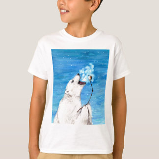Polar Bear with Toasted Marshmallow T-Shirt