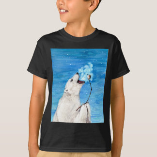 Polar Bear with Toasted Marshmallow T-Shirt