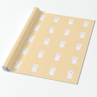 Polar Bear Wrapping Paper