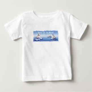 Polar Bears – Bear Us In Mind Baby T-Shirt