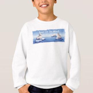 Polar Bears – Bear Us In Mind Sweatshirt