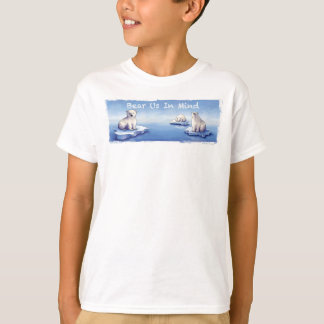 Polar Bears – Bear Us In Mind T-Shirt