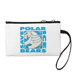 Polar Bears Coin Purse