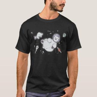 Polar Bears In Space! T-Shirt