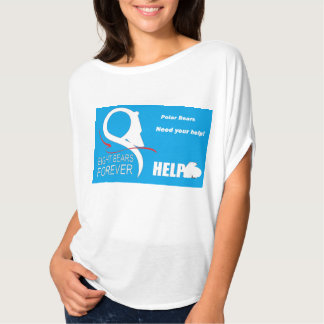 POLAR BEARS NEED YOUR HELP T-Shirt