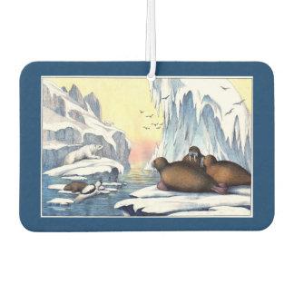 Polar Bears, Walrus, and Seals Air Freshener