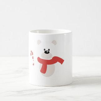 Polar beat mig coffee mug
