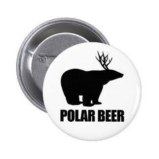 Polar Beer 2 Inch Round Button