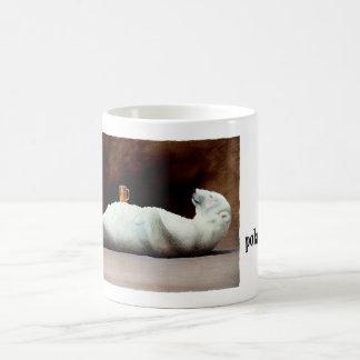 Polar beer... classic white coffee mug