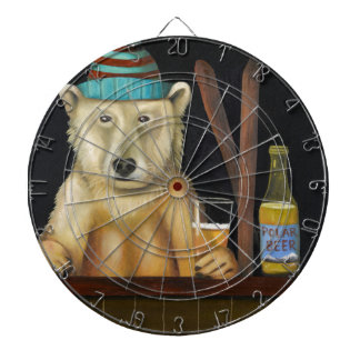 Polar Beer Dartboard