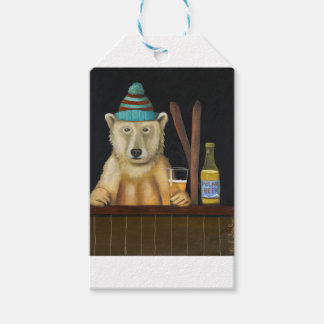 Polar Beer Gift Tags