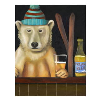 Polar Beer Letterhead
