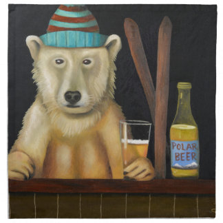 Polar Beer Napkin