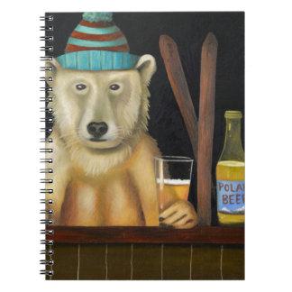 Polar Beer Notebook