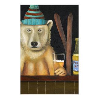 Polar Beer Stationery