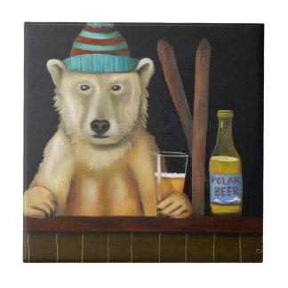 Polar Beer Tile