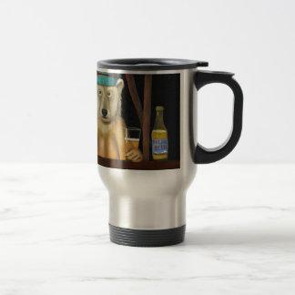 Polar Beer Travel Mug