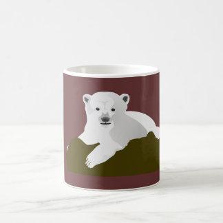Polar Classic White Coffee Mug