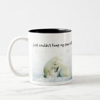 polar cubs mug