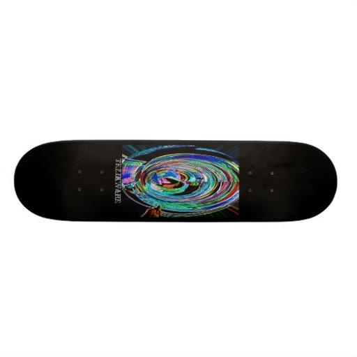 Polar Explosion Skateboard