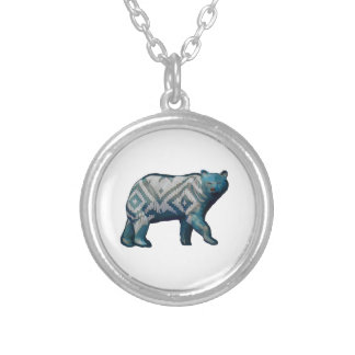 Polar Express Silver Plated Necklace