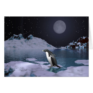 Polar Night Card
