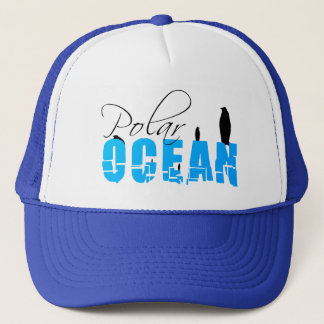Polar Ocean Trucker Hat
