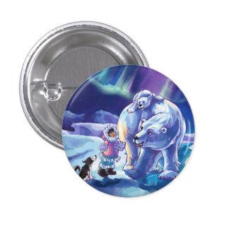 Polar Pals Button