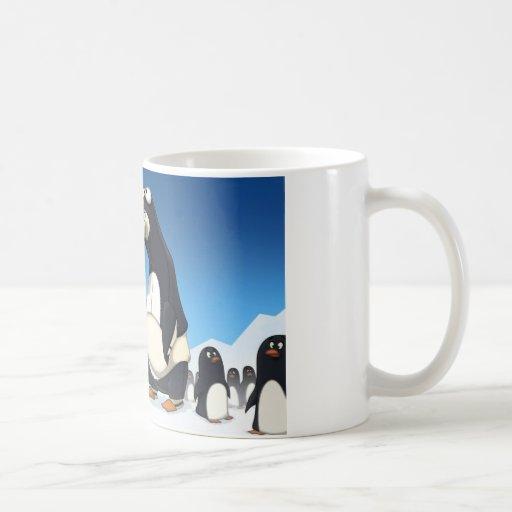Polar Penguin Mug