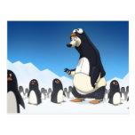 Polar Penguin Postcards