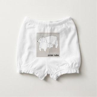 polar rubs diaper cover