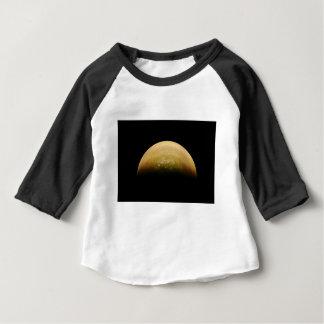 Polar View of jupiter Baby T-Shirt
