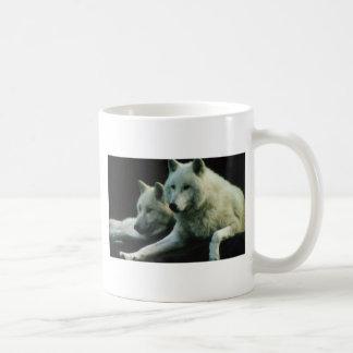 Polar Wolf Mugs