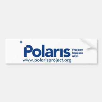 Polaris Bumper Sticker