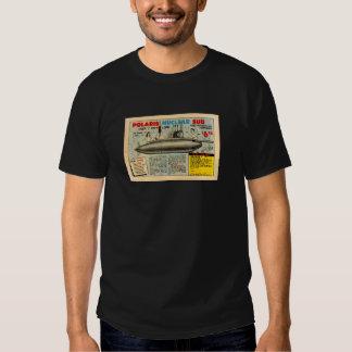 Polaris Nuclear Submarine Tshirt
