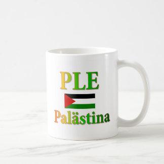 POLARIZE CLASSIC WHITE COFFEE MUG