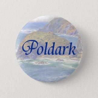 Poldark 2 Inch Round Button