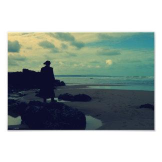 Poldark Country Photo Cornwall England Photo Print