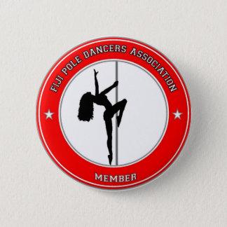 Pole Dancers 2 Inch Round Button