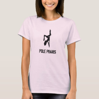 Pole Praxis Butterfly Pink T-Shirt