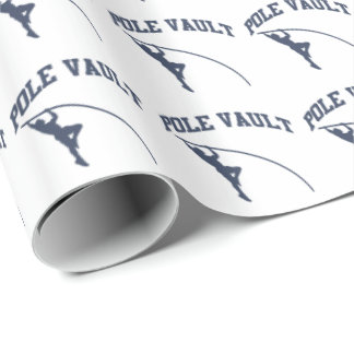 Pole Valt Wrapping Paper