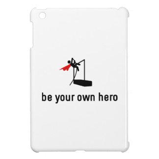 Pole Vault Hero iPad Mini Cover