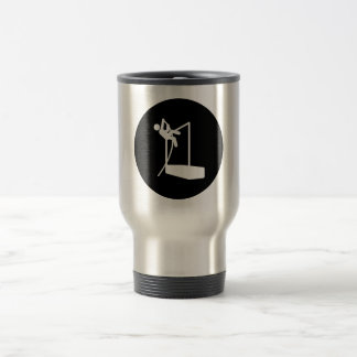 Pole Vault Travel Mug