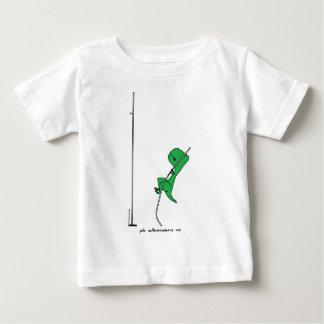pole vaulterannosaurus rex baby T-Shirt