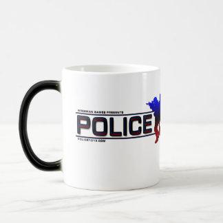 Police 1013 Morphing mug