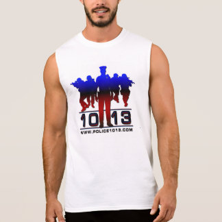 Police 1013 singlet sleeveless shirt