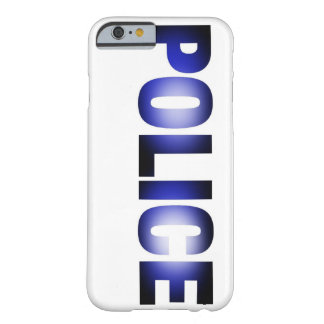 Police 3 barely there iPhone 6 case