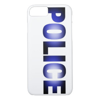 Police 3 iPhone 7 case